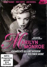 MARILYN MONROE - Ich möchte geliebt werden & Tod einer Ikone (DVD) *NEU OPV*