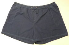 27dea94ae3 Merona Mens Drawstring Board Swim Trunks Shorts Blue 4X (26W-28W) Big &