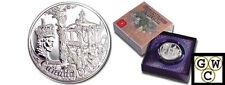 2002 BU Silver $ 'Golden Jubilee' (10505)