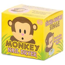 MONKEY NAIL DRYER -05316 FUN MANICURE POLISH VARNISH DRYER FUN KIDS ADULTS NAILS