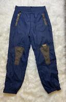 Men's Vintage Spyder Locals Forest Blue Snow Ski Pants Sz L