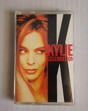 Kylie Minogue Celebration Cassette Tape - As New