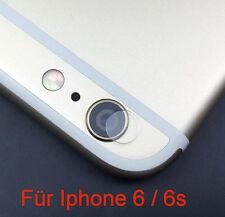 LP6 Tempered Glas Schutz Folie für iPhone 6 6S Kamera Linsenschutz Echtglas