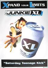 """JUNKIE XL POSTER """"SATURDAY TEENAGE KICK"""""""