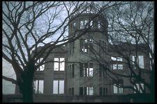 249085 la bomba atomica CUPOLA Hiroshima A4 FOTO STAMPA