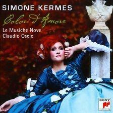 Colori d'Amore (CD, Oct-2010, DHM Deutsche Harmonia Mundi) FREE SHIPPING