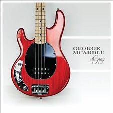 Stingray [Digipak] - George McArdle (CD, 2013, Dream Records)