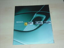34213) Renault Espace JK Prospekt 2002
