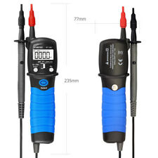 Digital Stift Multimeter Stromspannung AC/DC Ohm Durchgangsprüfer Kapazität 38C