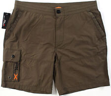 RALPH LAUREN RLX Cargo Board Shorts-XL-Olive Green-NEW-$70-polo active short-