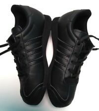 new product 21fe0 67324 Adidas Samoa C Youth Size 3 Shoes Core Black   Black   Dark Onix aq7920