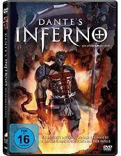 Dante's Inferno von Victor A. Cook, Mike Disa   DVD   Zustand gut