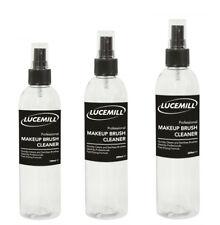 LUCEMILL PROFESSIONAL MAKEUP BRUSH QUICK DRY CLEANER / STERILIZING LIQUID SPRAY
