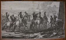 G. P. RUGENDAS `BELAGERUNG DER STADT AUGSBURG IM JAHRE 1703/04` T. 32; ~1705