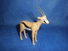 Playmobil  Zoo Tierpark Savanne Antilope Gazelle unbespielt top