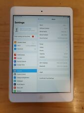 Apple iPad mini 2  - HDD 16 GB - Silver - WiFi ME279B/A A1489