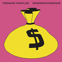 "Teenage Fanclub -  Bandwagonesque -  New Vinyl LP + 7"""