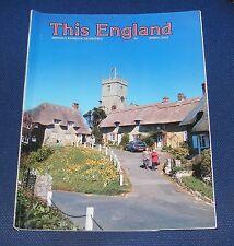 THIS ENGLAND SPRING 2003 - PRINCESS HELENA/INGS,WESTMORLAND/GLOUCESTERSHIRE