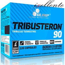 Olimp Tribusteron 90 120 Caps Tribulus Terrestris 90% Testosterone Testo Booster