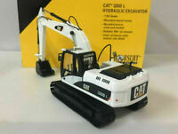 CAT Caterpillar 1:50 320D L Hydraulic Excavator 55214 Diecast White Vehicle Toys
