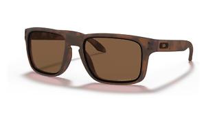 Oakley Holbrook SHIBUYA Sunglasses OO9244-5256 Matte Tortoise/PRIZM Bronze (AF)