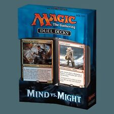 MTG Magic the Gathering Duel Decks Mind Vs Might - 120 cards NEW 2017