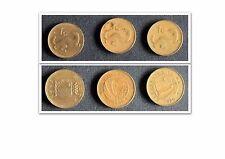 Monedas Malta 3 x 1 Cent - 2 x 1986 - 1 x 1991