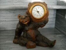 barometre bois ours foret noire xixème