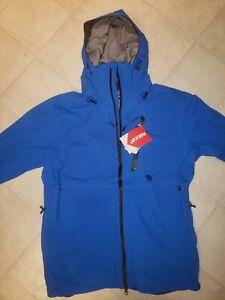 Mountain Hardwear Boundary Seeker Jacket Mens Large Recco $600