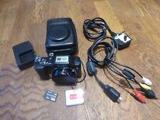 SONY CYBERSHOT DSC-H20 10.1MP DIGITAL CAMERA WITH 2GB SD CARD + ACCESSORIES