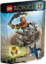 Rare Lego Bionicle 70785: POHATU Master of Stone ✴ Brand new and still sealed ✴