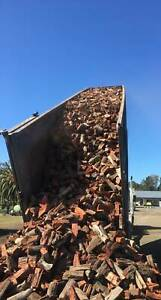 Redgum Firewood Dry & Ready To Burn In Stock NOW!!