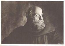 Carte de voeux, sculpteur César. Art XXe. Francis Giacobetti, photo. Sculpture.