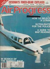Air Progress (Jul 1983) Pilotage, Turbo Arrow IV, Cessna 172 Cutlass, Soaring