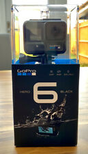 GoPro HERO 6 Action Camera - Black (boxed - Used Once)