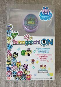 Bandai Tamagotchi On Lavender Wonder Garden Virtual Pet