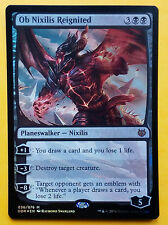 Ob Nixilis Reignited | Foil | Planeswalker | Duel Decks | Magic MtG