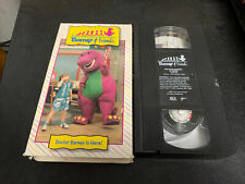 Doctor Barney is Here Time Life #20 VHS