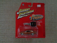 JOHNNY LIGHTNING - CHEVY THUNDER - 1967 CHEVY CHEVELLE SS - WITH KEY1/64 DIECAST
