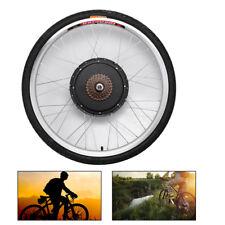 Conversion E-bike Kit roue arrière Arrière moteur 36V 500W vélos électrique DEU