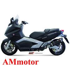 Echappement Complete Mivv Gilera Gp800 2009 09 Moto Suono Black Scooter