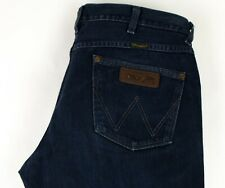 WRANGLER Men Alaska Straight Leg Jeans Size W32 L36 ACZ444
