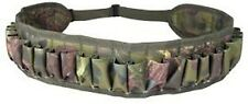 Shotgun Cartridge Belt Holder English Woodland Camouflaged Camo JACK PYKE