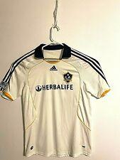 David Beckham #23 LA Galaxy Adidas Clima 365 Herbalife Mens's Jersey Size Large