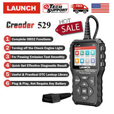 LAUNCH CR529 Universal OBD2 OBDII Auto Car Code Reader Diagnostic Scanner Tools