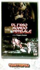 ULTIMO MONDO CANNIBALE Cannibal World di R. DEODATO DVD Fuori Catalogo Usato
