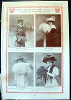 Old Camille Clifford Madge Lessing Adrienne Augarde Grimaldi Giants