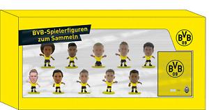 2020-21 BVB Dortmund  SoccerStarz 10 Player Mini Figures Team Set Limited #700