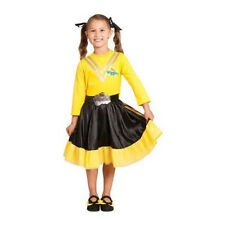 The Wiggles Emma DELUXE Dress Up Costume 3-5 years FREE POST
