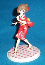 BANPRESTO DX Figure K-ON! YUI HIRASAWA Yukata Cafè Maid Ver. 1/10 PVC Figure